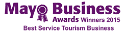 Mayo Business Awards 2015 Winners Best Service Tourism Business